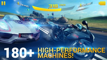 Asphalt 8: Airborne screenshot 2