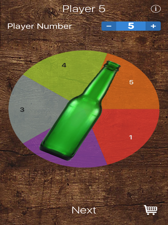 Spin The Bottle for Party Game screenshot 3