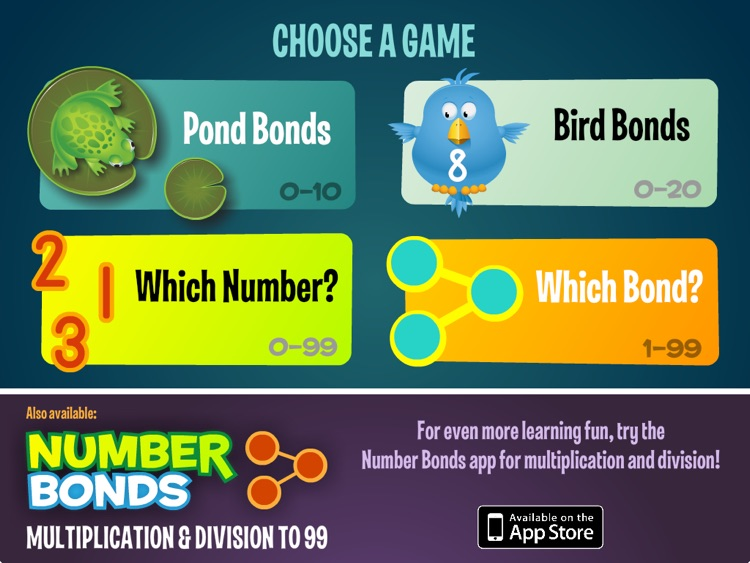 Number Bonds: Add & Sub to 99