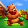 大熊跑酷游戏 - 大逃杀跑酷游戏之熊快跑