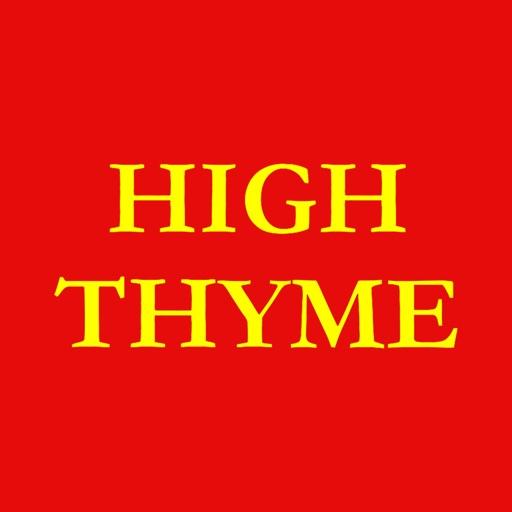 High Thyme