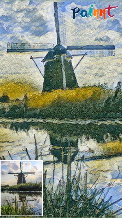 Painnt - Art & Cartoon Filters screenshot-4