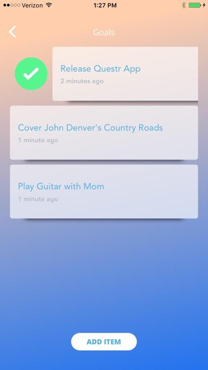 Questr App screenshot-3