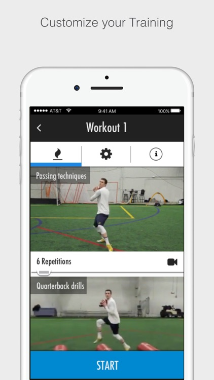 Fitivity Football Training screenshot-4
