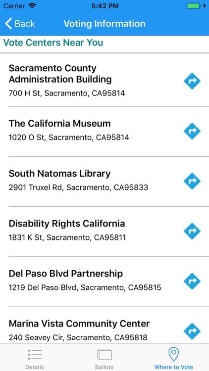 Vote California screenshot-3