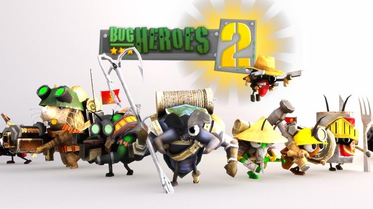 Bug Heroes 2 Premium screenshot-4