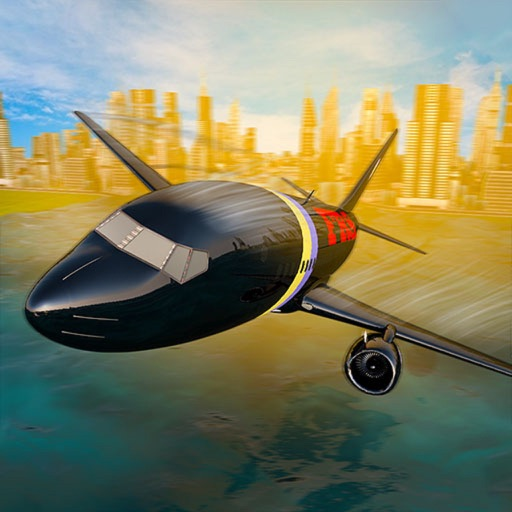 Pilot 3D Flight Simulator 2018 iOS App