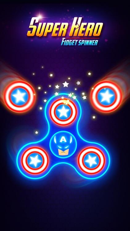 SuperHeroes Fidget Spinner