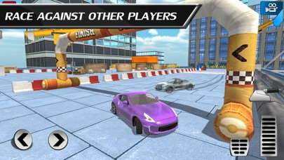Car Drift Duels: Roof Racing Screenshot 3
