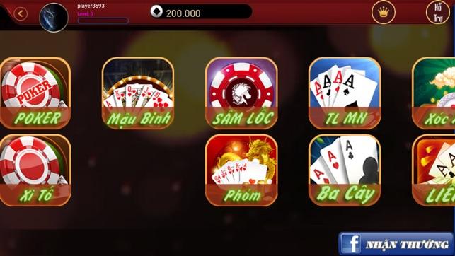 Rikvip - Game Bai Lieng Sam Phom Mau Binh Online