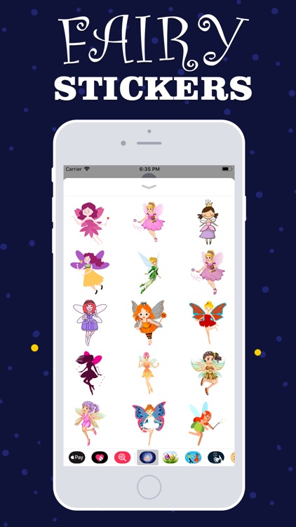 Fairy Emojis screenshot-2