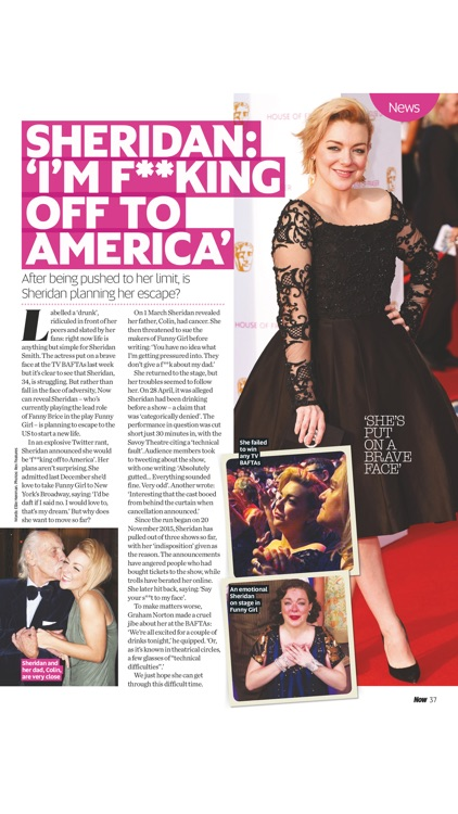 Now Magazine North America