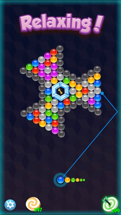 Bubble Whirl Shooter
