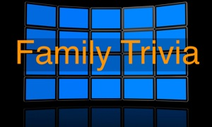Family Trivia - Jeopardy
