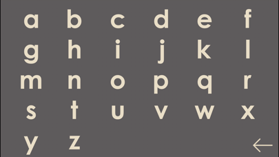 Intro to Letters, by Montessorium Screenshot 4