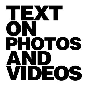 Text Caption On Photo.s Editor ios app