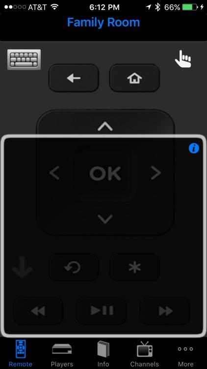 DVPRemote for Roku screenshot-4