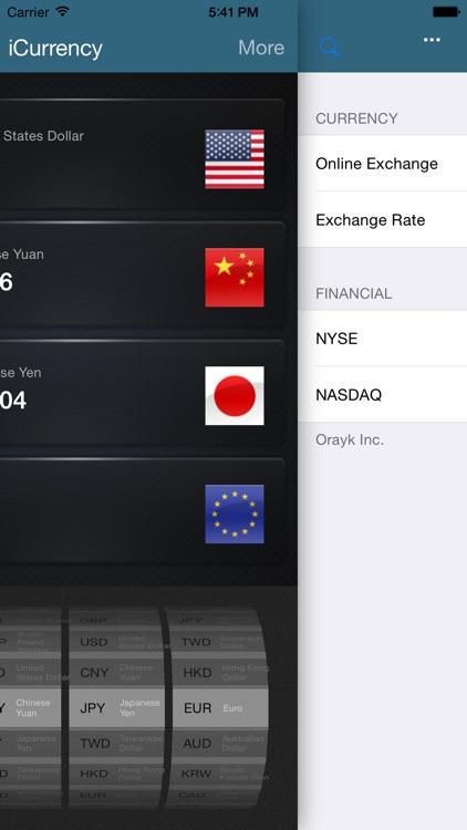 iCurrency-Exchange Rate screenshot-3