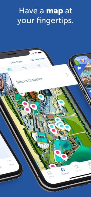 Sea world australia on the app store sea world australia on the app store gumiabroncs Choice Image
