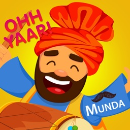 Punjabi Stickers