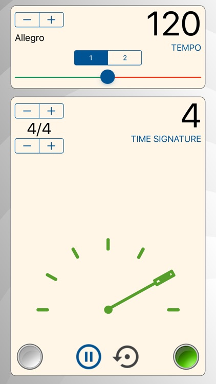 Metronome. screenshot-5