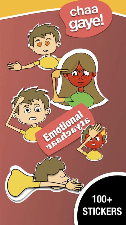Indian Stickers for your chat