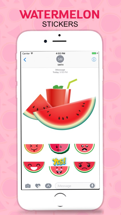The Watermelon Stickers!