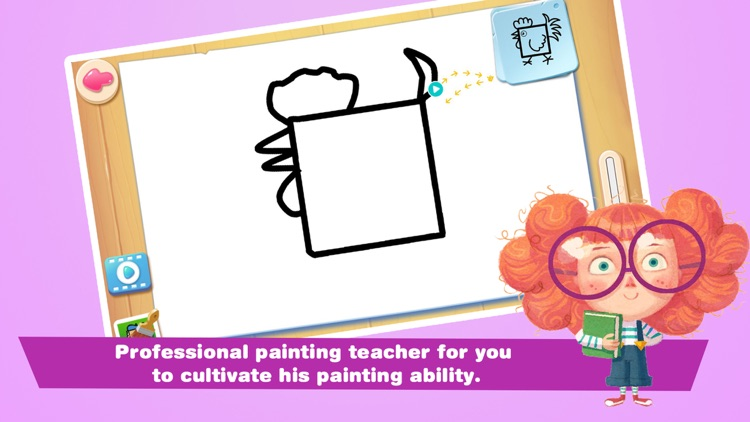 How to learn drawing education screenshot-3