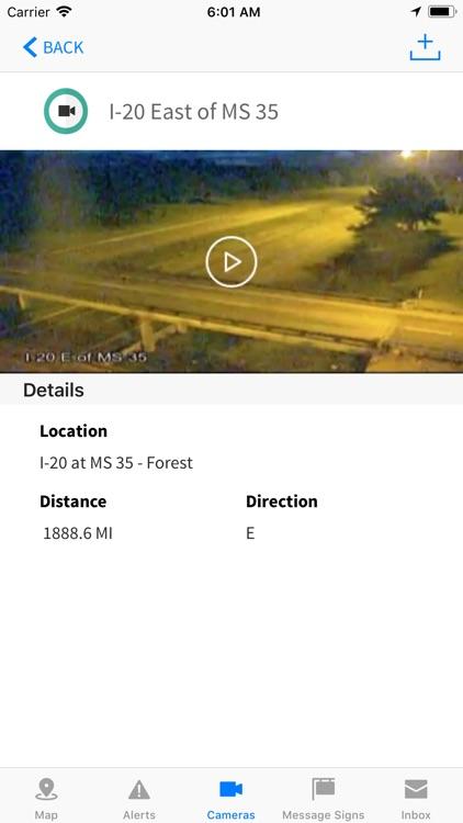 MDOT Traffic screenshot-3