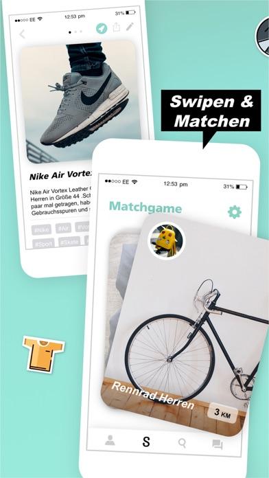 Swapper: Matchen & TauschenScreenshot von 2