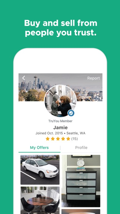 Offerup review screenshots