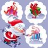 A Christmas Game For Kids: Enjoy the Advent Calendar Time: Memo For Babies