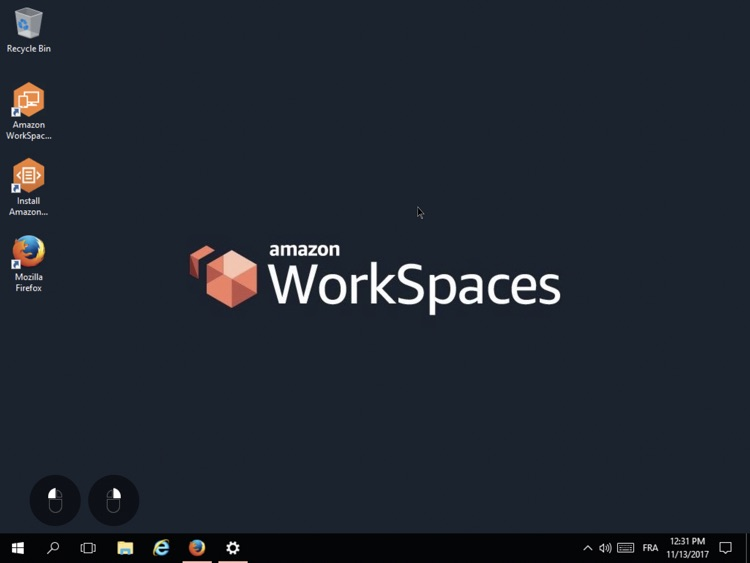 Amazon WorkSpaces screenshot-3