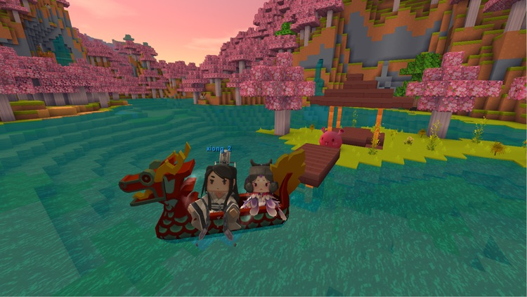 Mini World Block Art screenshot-6