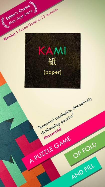 KAMI screenshot-0