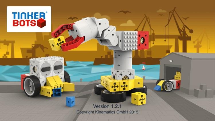 Tinkerbots Controls by Kinematics GmbH