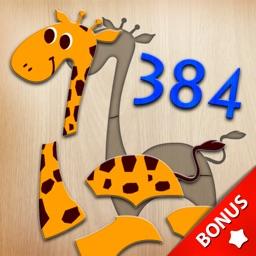 384 Puzzles for Kids- Bonus