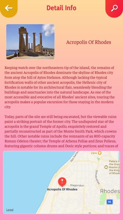 Rhodes island Travel Guide screenshot-4