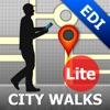 Edinburgh Map and Walks