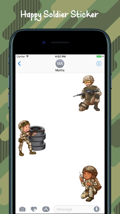 Our Happy Soldiers screenshot-3