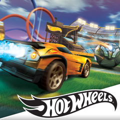 Rocket League Hot Wheels RC