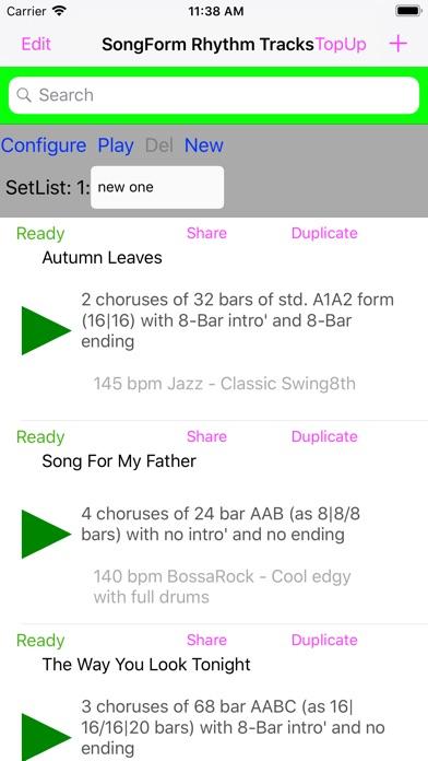 Jazz and Blues Sampler screenshot 3