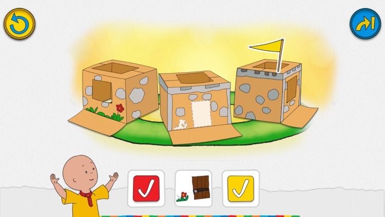 Caillou's Castle screenshot-1