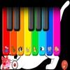 ピアノ - 動物壁紙 - iPhoneアプリ