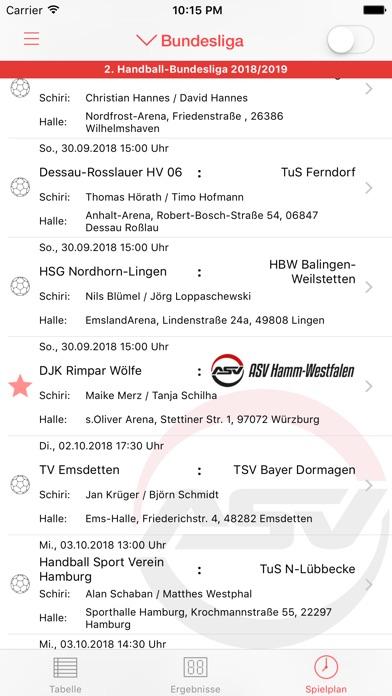 ASV Hamm-Westfalen Handball