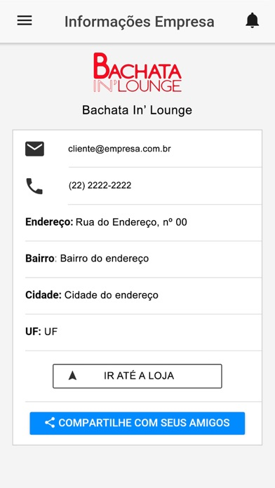 Bachata In' Lounge screenshot two