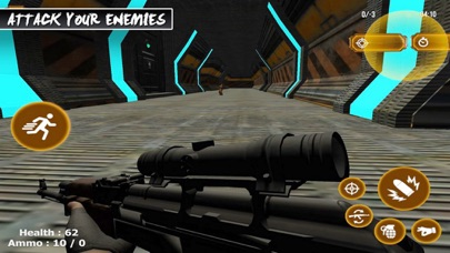 FPS Special Critical Mission screenshot two