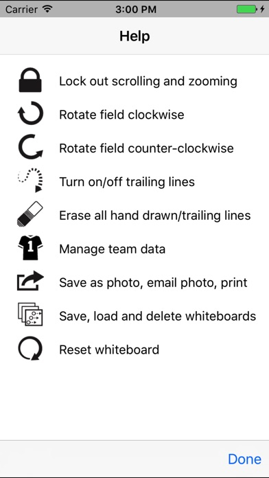 Hockey Whiteboard review screenshots