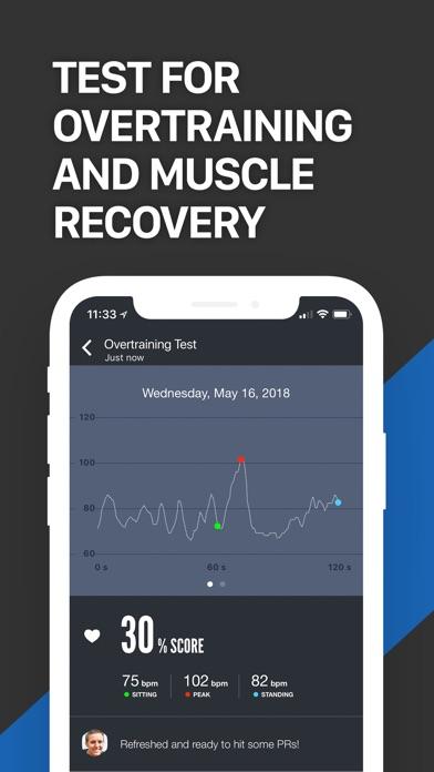 Fitness Buddy review screenshots