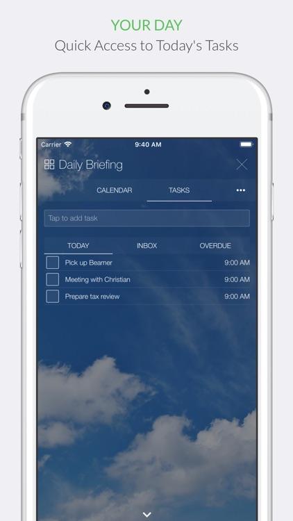 Taskfabric Cloud Projects screenshot-3